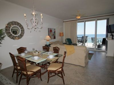Photo for Spanish Key 403- Gulf Front Views from Terrace with Coastal Interior!