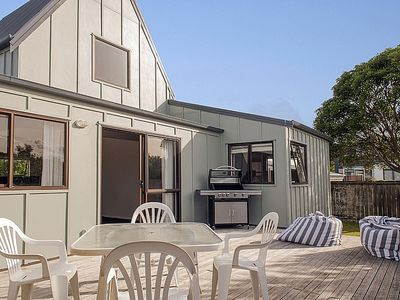 Photo for Beach Central - Whangamata Holiday Home
