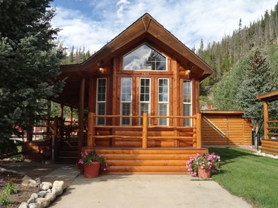 Photo for Breckenridge Blizzard Chalet