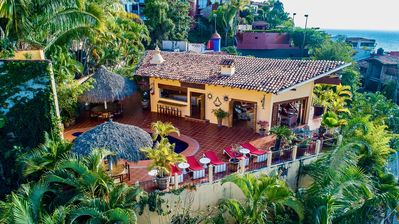 Photo for VILLA LADERA - A Lush Oasis Moments from the Beach