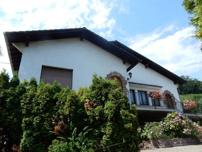 Photo for Gîte in a house of character with magnificent view