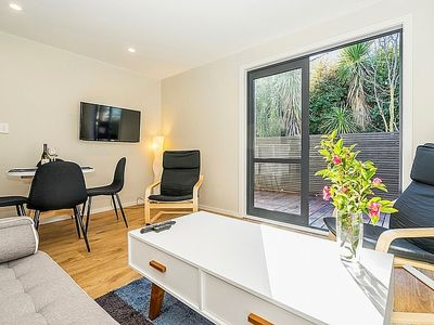 Photo for The City Pad - Christchurch Holiday Home