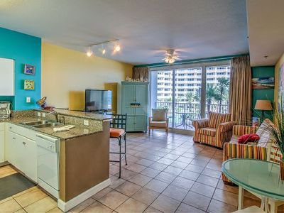 Photo for Shores of Panama 307 - 2Br + Bunk and Sleeper Sofa, 3 Bath.  Sleeps 8.