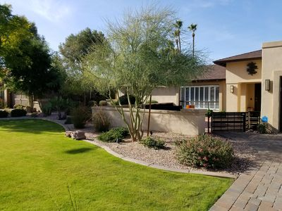 Photo for Luxury Scottsdale Home -  40% Summer  Discount - 2018 CAR INCLUDED WITH RATE!