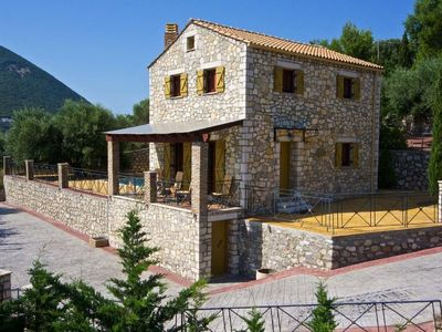 Photo for Vacation home Giallo in Vathy - 4 persons, 2 bedrooms