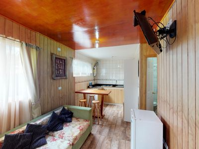 Photo for Homey cabin with free wifi & cable TV - convenient location for exploring!