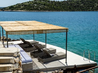 Photo for Luxury Spacious Seaside 2 Bedrooms  Apartment 25 min. from Split Airport.