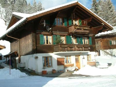 Photo for Apartment Meieli in Saanen - 4 persons, 2 bedrooms