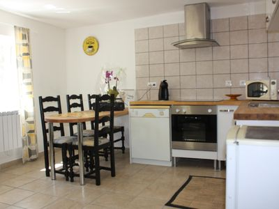 Photo for APARTMENT TYPE 2 ALL EQUIPPED AND FURNISHED IN VILLA FOR 2 PER AND 2 CHILDREN