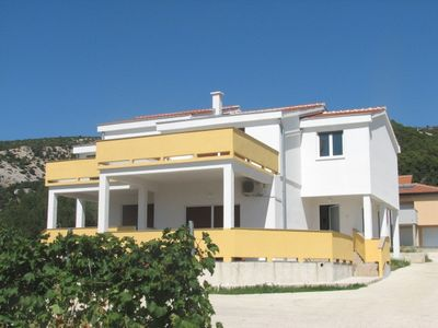 Photo for Apartments Žarko, (14078), Banjol, island of Rab, Croatia