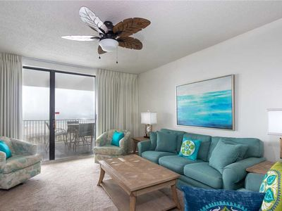 Photo for Pelican Pointe 204 | Gulf Front | Beautiful View | Liquid Life Rentals