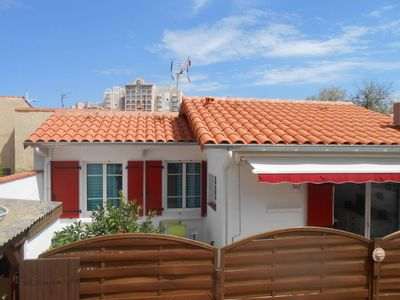 Photo for 2BR House Vacation Rental in Canet plage