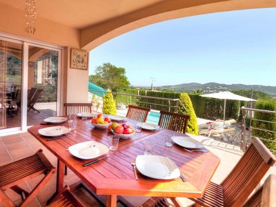 Photo for Vacation home Mas Ambros in Calonge - 8 persons, 4 bedrooms