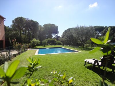 Photo for VILLA GAUDI, HOUSE FOR 10 PEOPLE, WITH PRIVATE SWIMMING POOL AND GARDEN