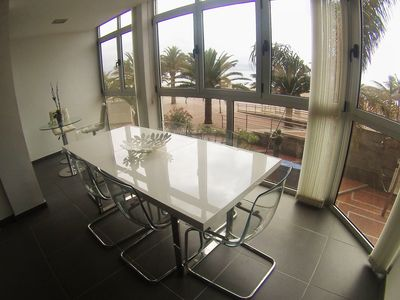 Photo for Modern Apartment on the front line of Las Canteras