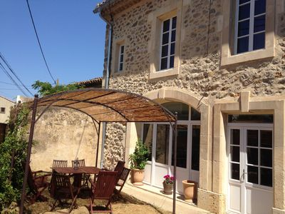 Photo for 2BR House Vacation Rental in Ornaisons, Occitanie