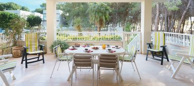 Photo for Garden Eden - House for 6 people in Alcúdia