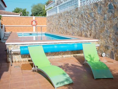 Photo for Tenerife's Hollywood + Private Pool & BBQ