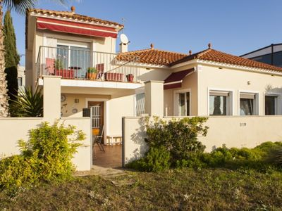 Photo for Villa 808 m from the center of Castelldefels with Pool, Parking, Garden, Balcony (496429)