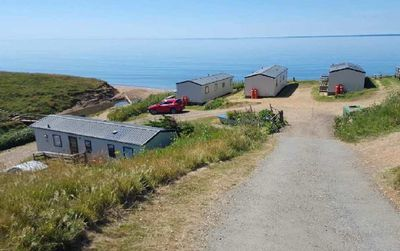 Photo for Static Caravan - 3 - Grange Farm Brighstone Bay