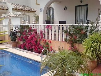 Photo for 2 bedroom house with  private pool and complimentary use of our car