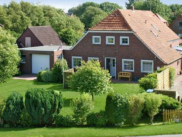 Vacation home in Friederikensiel, North Sea: Lower Saxony - 4 persons, 2 bedrooms