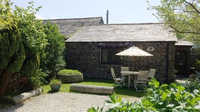 Photo for Treveglos Barn - Two Bedroom House, Sleeps 4