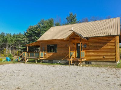 Photo for NEW! 3BR Bartlett Cabin in Mt. Washington Valley!
