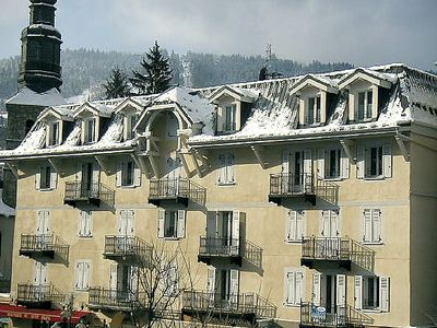 Photo for 1BR Apartment Vacation Rental in Saint-Gervais-les-Bains
