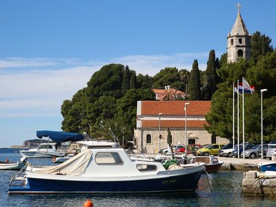 Photo for Charming sea view apartment in Cavtat