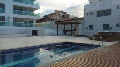 Photo for ape / balcony with sea view / WIFI / 2Q / Swimming pool