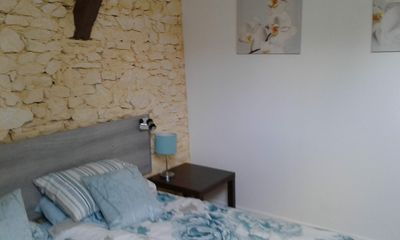 Photo for Self contained apartment in Champagnat