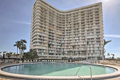 Kick off your Marco Island retreat from this vacation rental condo for 7!