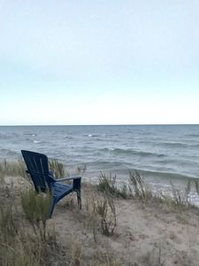 "Photo for Enjoy this Beach House on ""Lake Michigan"" !"