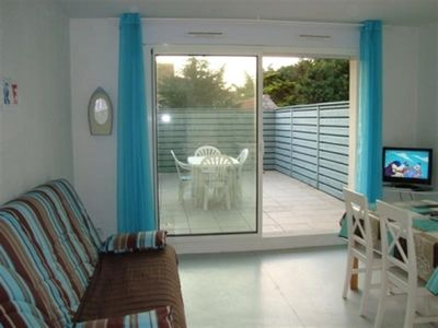 Photo for FURNISHED APARTMENT 1 BEDROOM WITH TERRACE CENTER WIMEREUX