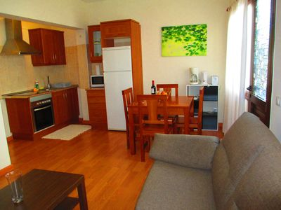 Photo for Central, quiet, with WIFI and very near the sea