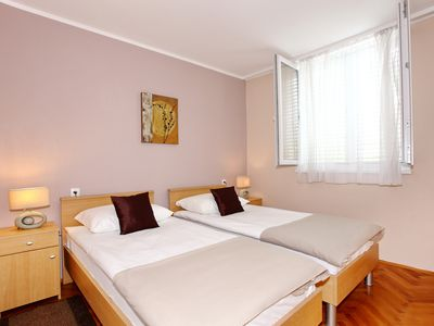 Photo for City center apartment Zadar, 2 BR, Wi-Fi