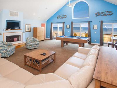 Photo for Spacious 11 bedroom oceanfront home
