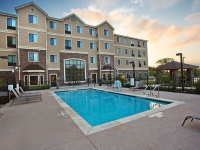 Photo for 24 Hour Business Center + Heated Outdoor Pool | Studio Close to Downtown Austin