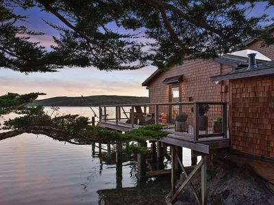 Photo for TBC Luxury on the Waterfront - Freshly Remodeled with Hot Tub