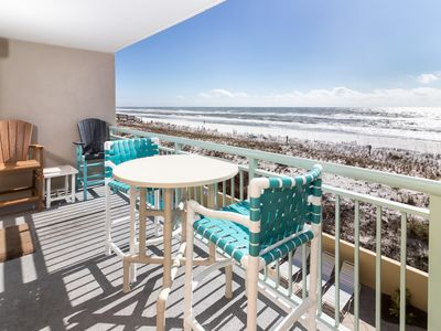 Photo for Pelican Isle 218: RARE END UNIT~WRAP-AROUND BALCONY~2 KING BEDS+BUNKS!~