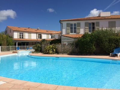 Photo for APARTMENT / RESID STANDING WITH POOL, BEACH AT 100M