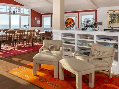 Photo for 5 bedrooms to accommodate 10 in this comfortable Cape Elizabeth home.