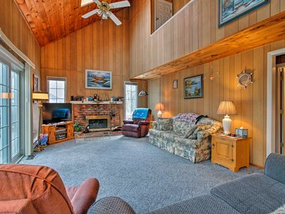 Photo for Wilmington Home w/Pool Access- 20 Mins to Mt. Snow