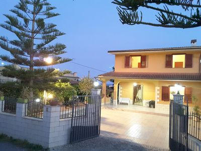 Photo for Comfortable villa near the sea of Noto, completely renovated