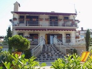 Photo for Luxurious, newly equipped vacation apartment, 4 stars, close to the center