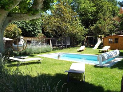 Photo for Holiday apartment Montfavet for 2 - 4 persons with 2 bedrooms - Holiday apartment in a farmhouse
