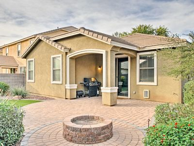 Photo for Spacious Gilbert Family Home w/Yard - Dog Friendly