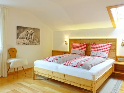 Photo for large attic apartment in Oberstdorf, fantastic mountain views