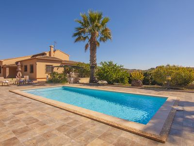 Photo for VINYES villa in the hills of Benissa, Alicante for 6 guests